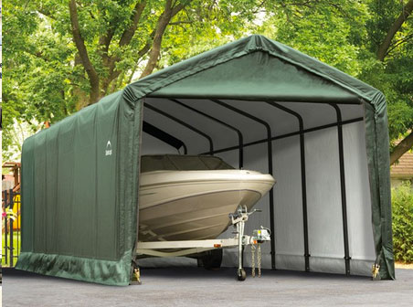 heavyduty storage canopy