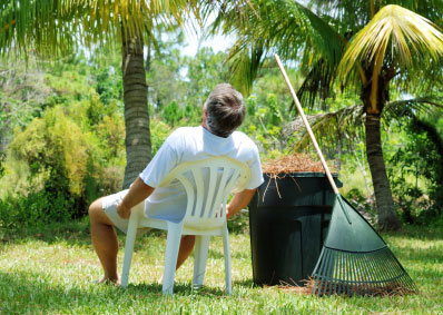outdoor shade can prevent heat stroke